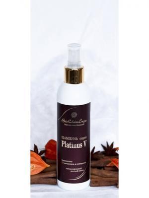 Гипоаллергенный шампунь-спрей для детей Platinus. Цвет: коричневый