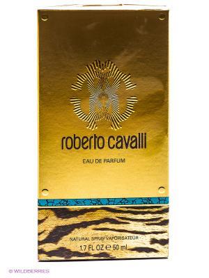 Парфюмерная вода Roberto Cavalli, 50мл. Cavalli. Цвет: прозрачный