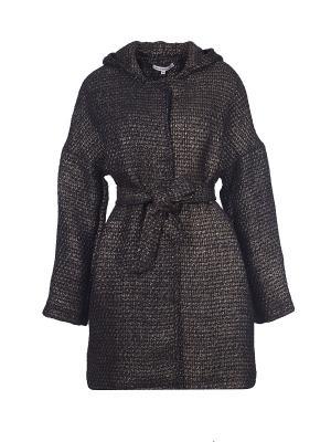 Пальто Nathalie Vleeschouwer. Цвет: черный