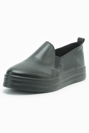 Туфли закрытые SP. Цвет: черный