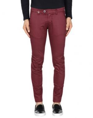 Повседневные брюки DW⁵. Цвет: пурпурный