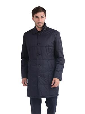 Куртки CUDGI. Цвет: синий