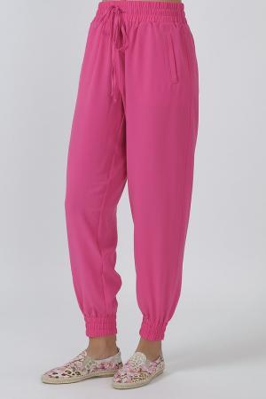 Брюки Blugirl. Цвет: розовый