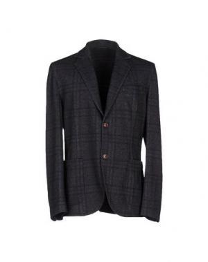 Пиджак CIRCOLO 1901. Цвет: стальной серый