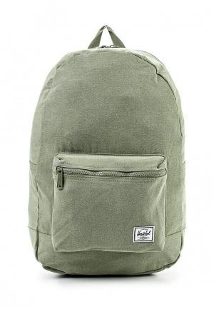 Рюкзак Herschel Supply Co. Цвет: зеленый
