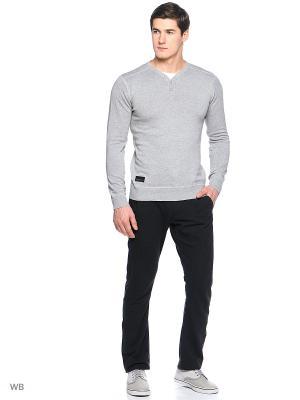 Пуловер Cropp. Цвет: светло-серый