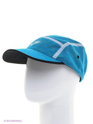 Кепка AW84 Tech Pack Hat Nike. Цвет: голубой