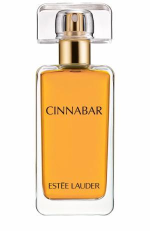 Парфюмерная вода Cinnabar Estée Lauder. Цвет: бесцветный