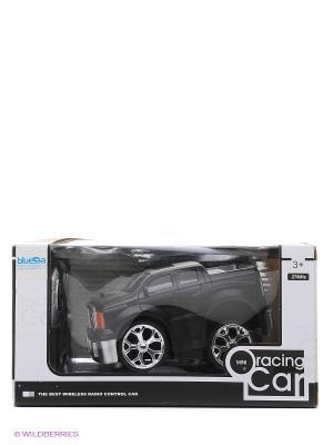 Машинка на радиоуправлении Racing Car, черная Blue Sea. Цвет: черный