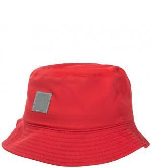 Шляпа-панама со светоотражающей нашивкой Carhartt WIP. Цвет: красный