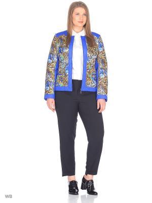 Куртка CLAIR. Цвет: синий