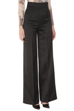 Расклешённые брюки с застежкой на молнию Guess by Marciano. Цвет: a996 черный