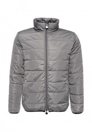 Куртка утепленная Aarhon. Цвет: серый