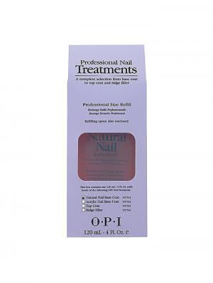 Opi Базовое покрытие для натуральных ногтей Natural Nail Base Coat, 120 мл. Цвет: прозрачный
