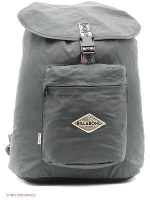 Рюкзак SISTER SOLSTICE  (FW16) BILLABONG. Цвет: серо-голубой