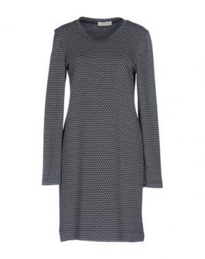 Короткое платье LA FABRIQUE. Цвет: черный