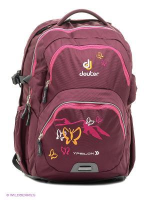 Рюкзак Deuter School Ypsilon. Цвет: бордовый