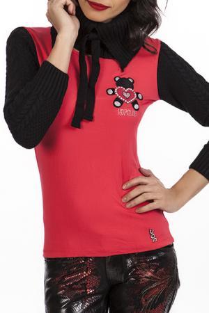 Джемпер Miss Pink. Цвет: черный