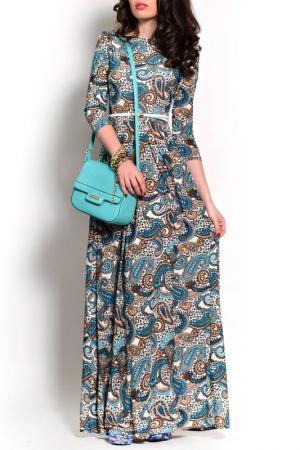 Платье MONT PELLIER. Цвет: канны