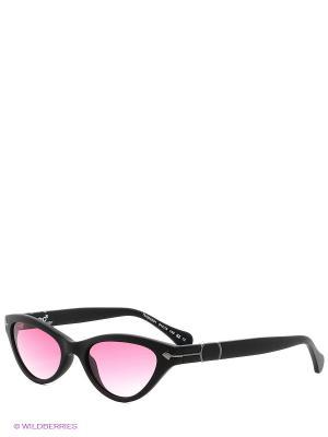 Солнцезащитные очки TM 505S 01 Opposit. Цвет: черный