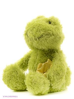 Игрушка мягкая (Princleton Frog, 33 см). Gund. Цвет: зеленый