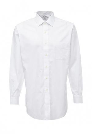 Рубашка Brooks Brothers. Цвет: белый
