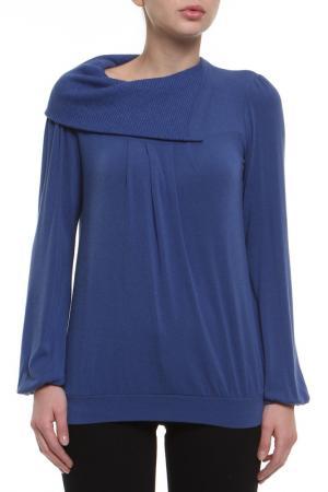 Пуловер Pietro Brunelli. Цвет: синий