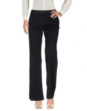 Повседневные брюки WEBER. Цвет: черный