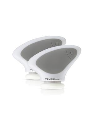 Прибор для очищения кожи TOUCHBeauty. Цвет: зеленый
