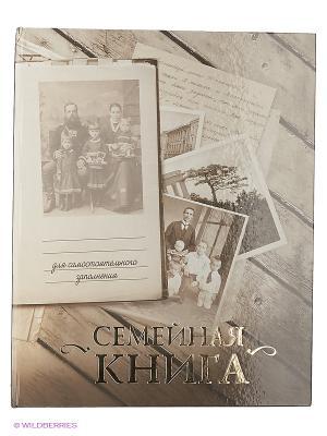 Семейная книга Белый город. Цвет: белый