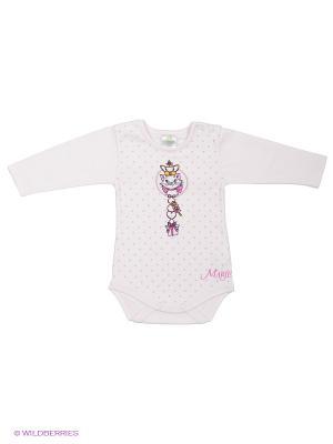 Боди Linas Baby. Цвет: бледно-розовый