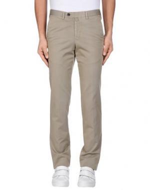 Повседневные брюки VERDERA. Цвет: бежевый