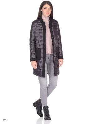 Куртка SNOWIMAGE. Цвет: черный