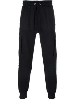 Спортивные брюки Turhan Les Benjamins. Цвет: чёрный