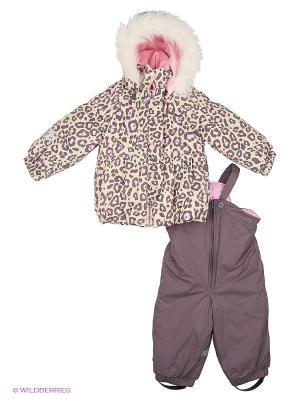 Комплект одежды Kerry. Цвет: бежевый