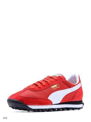 Кроссовки Easy Rider Puma. Цвет: красный, белый