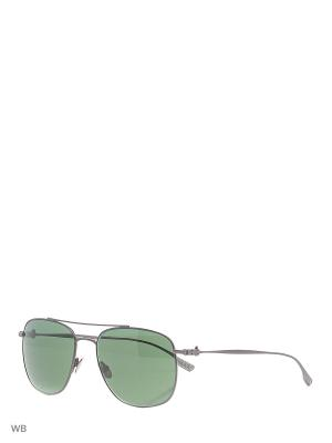 Солнцезащитные очки KT 506S 04 Kiton. Цвет: серый