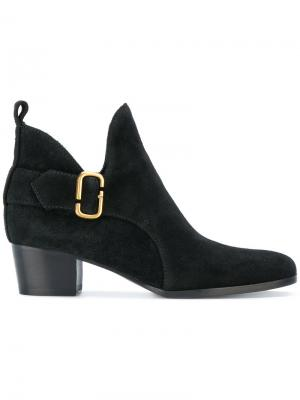 Ботинки Ginger Marc Jacobs. Цвет: чёрный