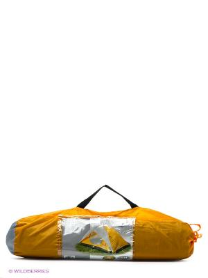 Двухместная палатка Bestway. Цвет: горчичный