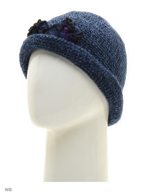 Шляпка Аленький цветочек ТТ. Цвет: темно-синий