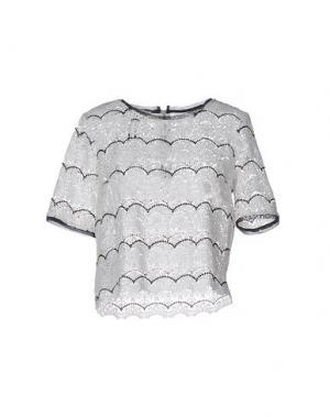 Блузка TOY G.. Цвет: белый