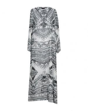 Длинное платье HALE BOB. Цвет: черный