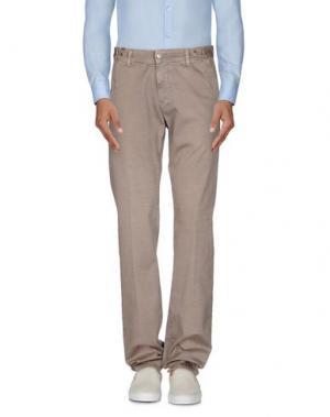 Повседневные брюки NOTIFY. Цвет: хаки