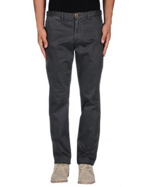 Повседневные брюки BASICON. Цвет: свинцово-серый