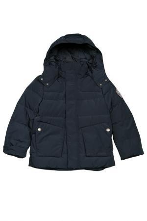 Куртка Finn Flare. Цвет: 101 cosmic blue