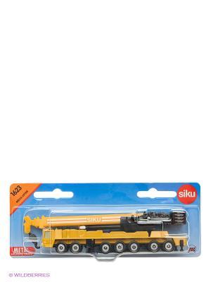 Автокран SIKU. Цвет: желтый