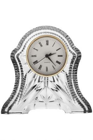 Часы, 14,6 см Crystalite Bohemia. Цвет: прозрачный