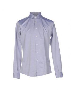 Pубашка FABIO MODIGLIANI. Цвет: серый