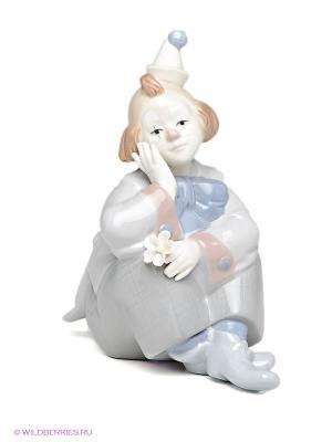 Фигурка Клоун Pavone. Цвет: серый, белый