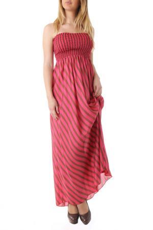 Платье Sexy Woman. Цвет: красный